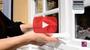 Kit de mantenimiento de ventanas Sikkens