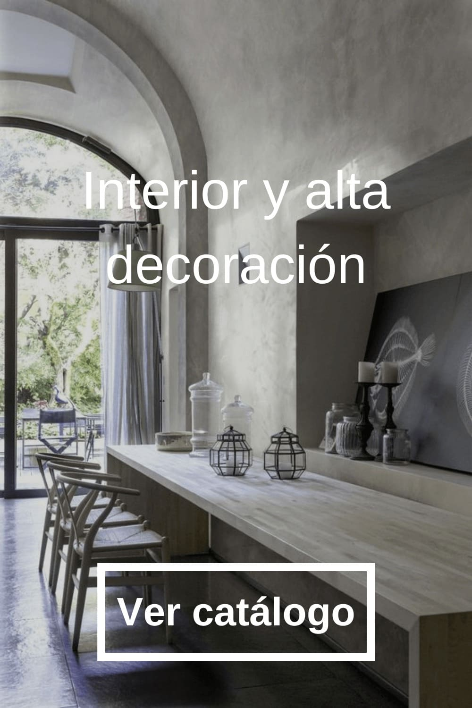 interior y alta decoración